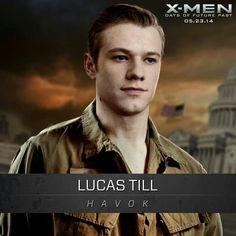 Havok - Lucas Till