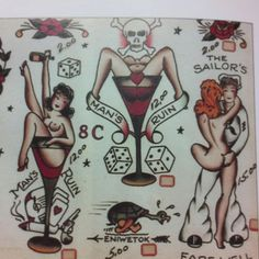 Sailor Jerry Collins,1950s