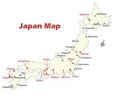 japan cities