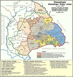 Changes in the administration of Transylvania between 1300 and 1867 A Discovery Of Witches, All Souls, Folk Music, Historical Maps, Book Of Life, The Past, Culture, Ottoman Empire, Planes