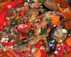 Cartofi delicioși la cuptor – rumeni și ușor crocanți, cu o aromă irezistibilă! - Gospodina Eggplant, Chicken, Health, Food, Life, Salud, Meal, Health Care, Essen
