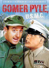 Gomer Pyle, U.S.M.C, Tv series 1964-1969  Tim Nabors, Frank Sutton & Ronnie Schell