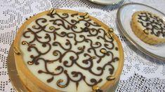 Crostata Capuccina di Luca Montersino... ma senza zucchero!