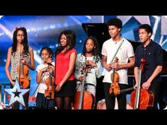 Musicians The Kanneh-Masons are keeping it in the family | Britain's Got...