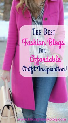 My favorite fashion blogs for cute & affordable outfit inspiration!