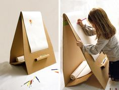 Snail is a board made with only a piece of cardboard. It's easy and quick to…