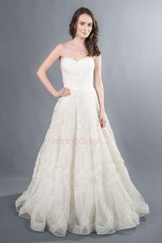 Watters Full Skirt 18078 - https://bridepower.com/product/watters-full-skirt-18078/