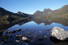 Cradle Mountain-Lake St. Clair National Park, Australia