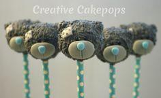 Tatty Teddy cake and cake pops