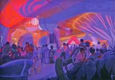 A Syd Mead party