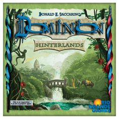 Dominion Card Game Hinterlands Expansion Pack