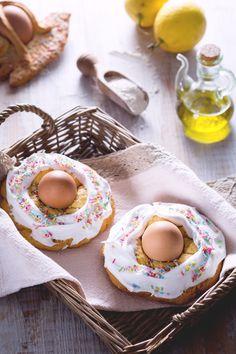 In #Puglia non è #Pasqua senza le Scarcelle. Ecco la nostra versione! #Giallozafferano #recipe #ricetta #Easter
