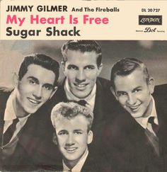 Jimmy Gilmer & The Fireballs