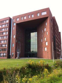 Wageningen Campus  Wageningen University.  The Netherlands