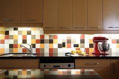 Obklady do kuchyně fotogalerie inspirace