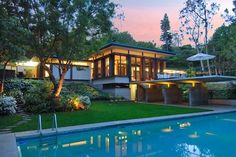 A mere $10,295,000 will snag this Beverly Hills 5 bedroom, 4 bath.