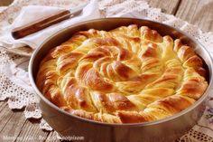 Sastojci   oko 900 g. brašna  4 dcl. mleka  2 jaja + jedno belance  6 kašika ulja  6 kašika jogurta  40 g. svežeg kvasca  kašika šećera  2...
