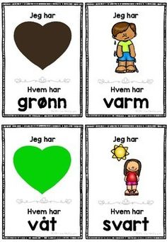 Browse over 40 educational resources created by LaerMedLyngmo in the official Teachers Pay Teachers store. Norwegian Words, Danish, Norway, Letter, Classroom, How To Get, School, Cards, Drawings