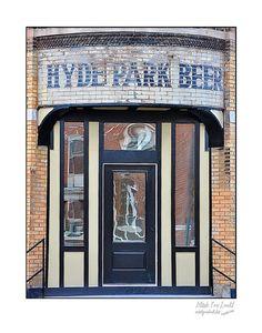 Fine Art print of rustic storefront photograph by picspicspics, $20.00
