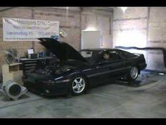 1989 Toyota Supra Turbo On Dynojet Chassis Dyno