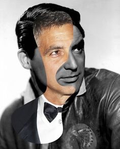 George Chamoun's doppleganger project, matching old movie stars with their current look-alikes. Amazing.