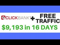 How To Promote ClickBank Products Without a Website with Free Traffic - http://www.howtogetmorefreewebsitetraffic.com/how-to-promote-clickbank-products-without-a-website-with-free-traffic/