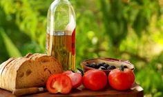 Ingredients of portuguese cuisine.
