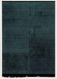 Nick Oberthaler- No Structured Narrative, 2010  wax crayon, Indian ink on paper,   160 x 110 cm