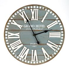 21 best wall clock collage images wall art antique watches rh pinterest com
