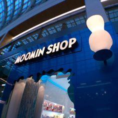 Moomin Shop muumikauppa Kauppakeskus Itis Helsinki