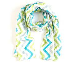 claudia's chevron scarf – Mummy Couture