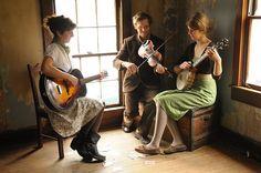 Appalachian musicians