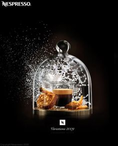 Nespresso, captivating ad