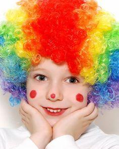: Maquillaje de payasito para niños paso a paso