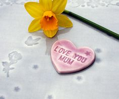 $10.59 Love you Mum Magnet Aaaaaw...XXOOO
