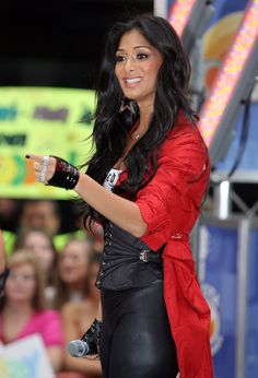 "Nicole Scherzinger Photos: Katy Perry, Pussycat Dolls And Jesse McCartney Perform On NBC's ""Today"""