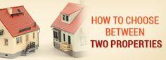 How to choose betwee