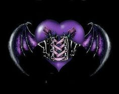 Gothic Heart Or Emo