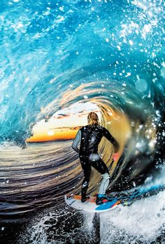 surf4living: Russell Bierke by Leroy Bellet - high enough to see the sea