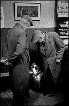 Bruce Davidson. 1960 Scotland