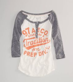 Shop Vintage Graphic Tees for Women at American Eagle. Browse our graphic t shirts in relaxed fits, soft fabrics and different designs like crewneck, v-neck, cropped & more. Tees For Women, Clothes For Women, Elements Of Style, Womens Clearance, Fashion Project, Christian Shirts, Mens Outfitters, Streetwear Brands, Trendy Outfits