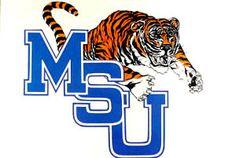 Old School Memphis (Memphis STATE University)