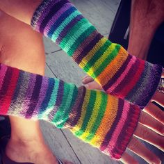 Ravelry: radiantmeg's colored scales