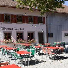 Wirtschaft Ziegelhütte Schwammendingen. Perfekter Ausflugsort ab ZH. Lokal, Business Events, Zurich, Places, Outdoor Decor, Switzerland, Restaurants, Home Decor, Beer Garden