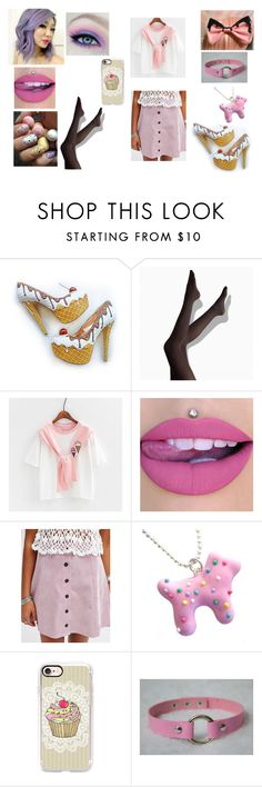 """""""Miriam"""" by silliavinete8 ❤ liked on Polyvore featuring Simply Vera, Glamorous, Casetify and Jouer"""