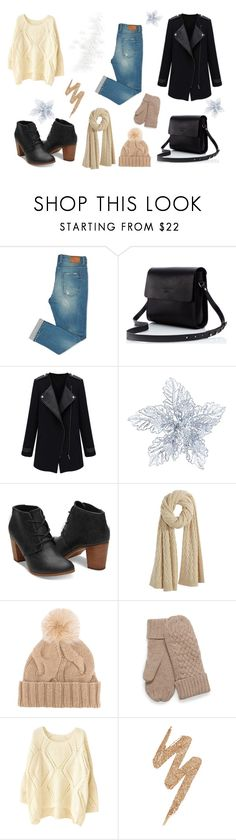 """""""winter"""" by aida1412 ❤ liked on Polyvore featuring TOMS, Calypso St. Barth, Loro Piana and Urban Decay"""