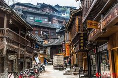 Xijiang, Guizhou, the world's largest Miao nationality village- China.org.cn