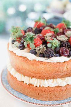 55 Yummy Summer Wedding Cakes   HappyWedd.com