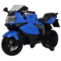 BMW kids ride on toy mini bike blue motorcycle battery power powered wheels Maserati, Bugatti, Ferrari, Lamborghini Aventador, Blue Motorcycle, Motorcycle Battery, New Sports Cars, Sport Cars, Mercedes Benz