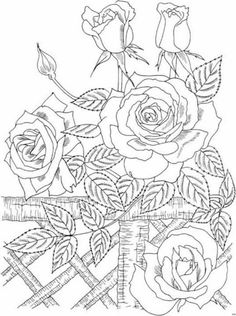 find this pin and more on printable flowers pattern free printable nature coloring pages